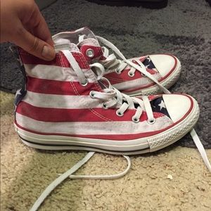Converse Shoes - Converse Chuck Taylor Americana High Top dff40beb6